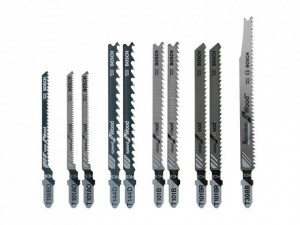 Aluminum 6 or 8 Jig Saw Blades