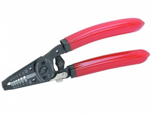 Wire stripper/crimper