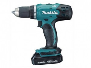 Electric or cordless drill