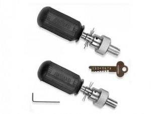 Tubular pick lock